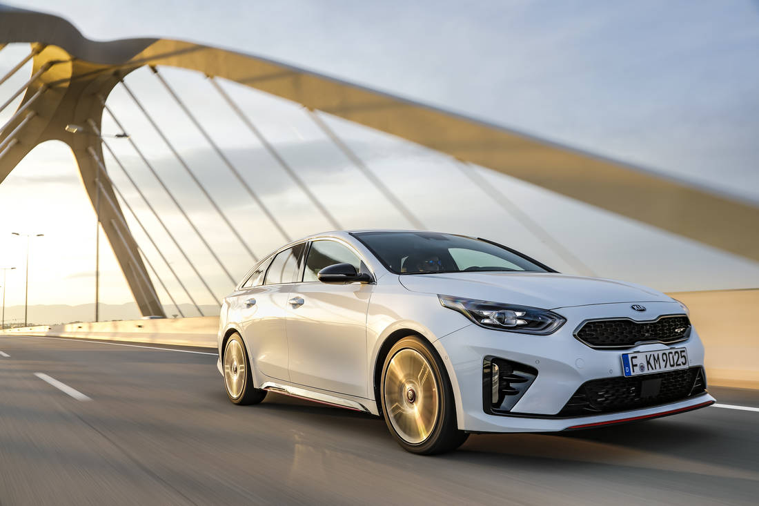 Kia ProCeed GT MJ19 027