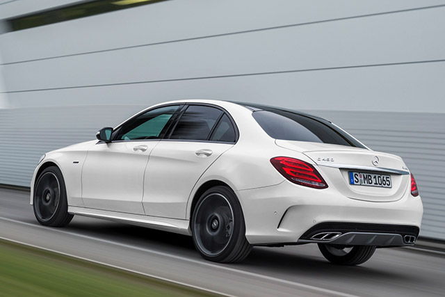 Vorstellung Mercedes Benz C Klasse Hybrid Und Amg Autoscout24