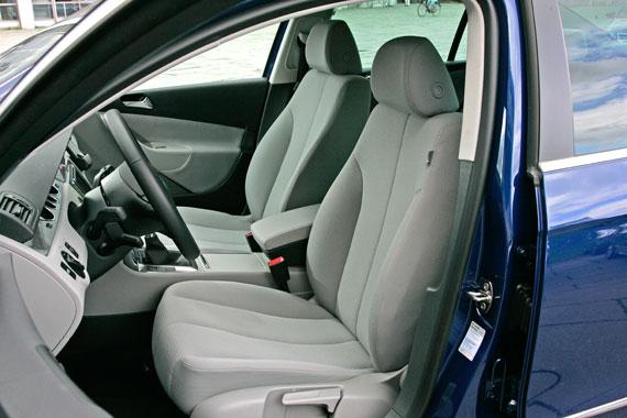 Sitze passat 3c Volkswagen Passat