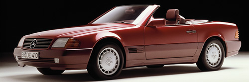 gebrauchtwagen kaufberater youngtimer cabrio mercedes sl r129 autoscout24. Black Bedroom Furniture Sets. Home Design Ideas