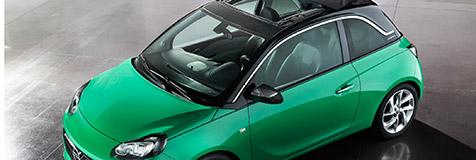 Meldung Opel Adam Mit Faltdach Autoscout24