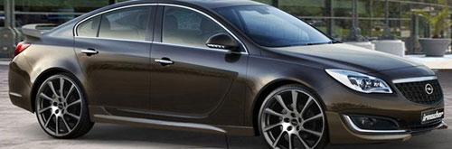 Nieuws Opel Insignia Vernieuwde Opel Insigna Volgens