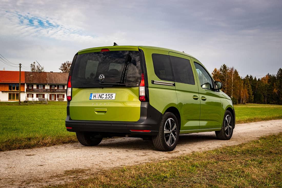 Volkswagen-Caddy-V-Rear-Side