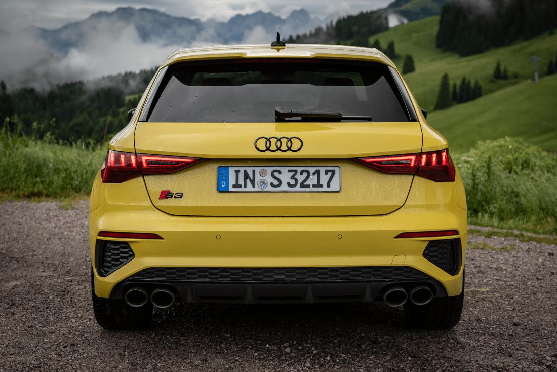 Audi-S3-Sportback-2021-Rear